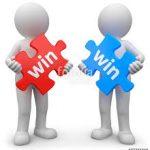 جامعهی ایدهآل با استراتژی برنده-برنده